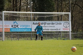 FC Oldemarkt 1 - Read Swart 1